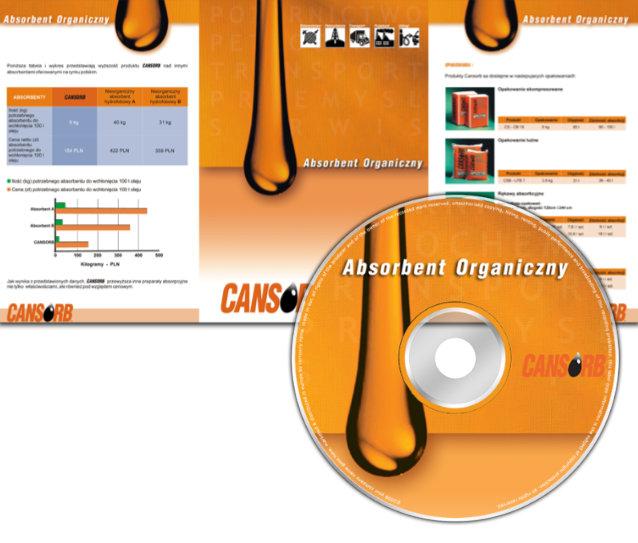 prezentacja multimedialna Cansorb - Adobe Photoshop, Macromedia Shockwave