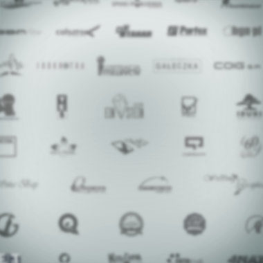 Projekty logotypów