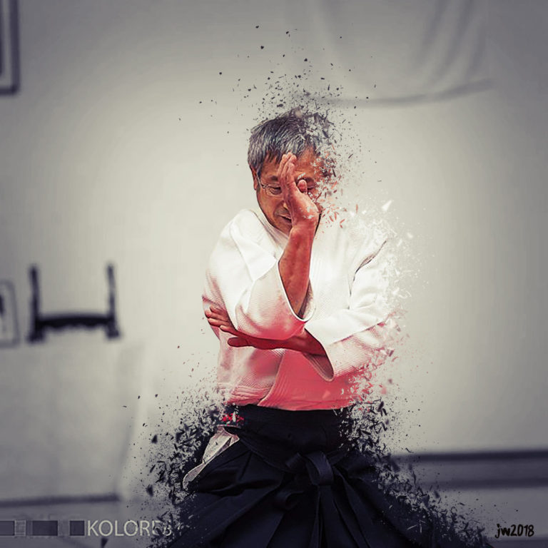 Sensei Arisue i Photoshop