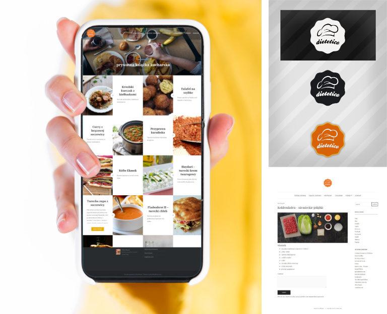 strona www dietetico - WordPress