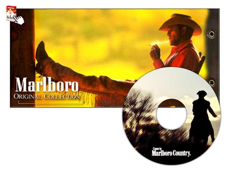 prezentacja multimedialna Marlboro - Adobe Photoshop, Macromedia Shockwave
