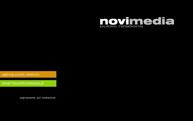 strona www Novimedia - Adobe Photoshop, html